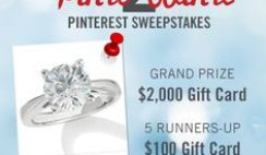 Zales' Love Vera? Pin To Win! Sweepstakes