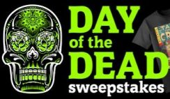 FearNet's Day of the Dead Sweepstakes