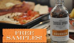 Free Tonguespank Spice Co. Samples