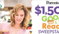 Parents' Good & Ready Grocery Sweepstakes