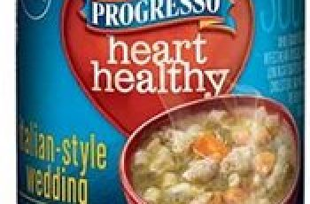 Free Progreso Heart Healthy Soup Coupon