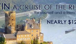 Viking River Cruises' Win a Viking Longship River Cruise for Two Sweepstakes