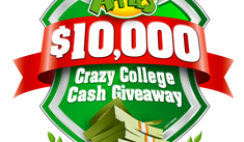Apples to Apples' Crazy College Cash Contest