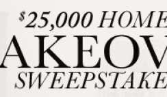 Pottery Barn's $25,000 Home Makeover Sweepstakes
