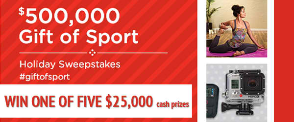 Sports-Authority-500000-Gift-of-Sport-Holiday-Sweepstakes