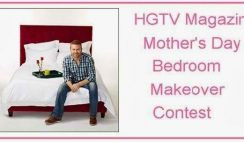 HGTV Magazine's Mother's Day Bedroom Makeover Contest