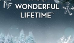 Lifetime's It's a Wonderful Lifetime Holiday Favorites Sweepstakes