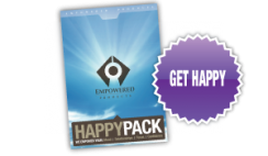 Free Empowered Happy Pack