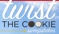 Southwest Airlines' Twist The Cookie Sweepstakes