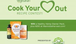 Vegetarian Times' Cook Your Heart Out Recipe Contest