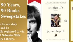Simon and Schuster's 90th Anniversary Sweepstakes
