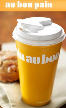au bon pain mug