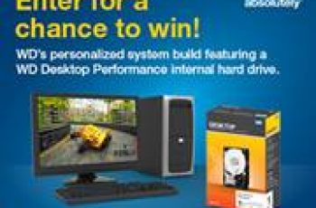 Fry's Electronics' WD Personalized System Build Sweepstakes