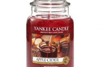 Free Apple Cider Yankee Candle