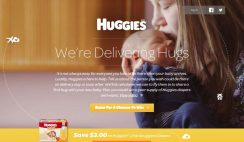 Huggies' Hugs Delivered Contest