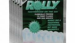 Free Roly Brush Sample