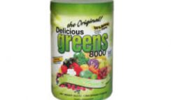 Free Delicious Greens 8000 Sample