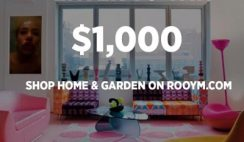 Rooym.com's Enter to Win $1000 Shopping Spree