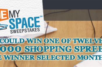 Bed Bath and Beyond's Grade My Space Sweepstakes