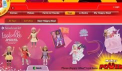 American Girl's Isabelle's Happy Meal Sweepstakes