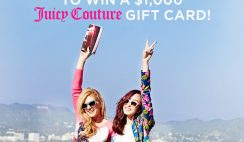 Juicy Couture's Juicy Style Sweepstakes