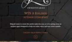 Belgard Hardscapes' Long Live You Sweepstakes