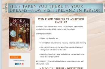 Penguin's A Magical Irish Adventure Sweepstakes
