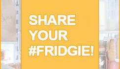 Whirlpool's #Fridgie Sweepstakes on Facebook