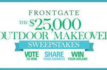 Frontgate's $25,000 Outdoor Makeover Sweepstakes