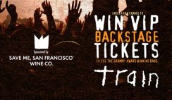 Save Me, San Francisco Wine Co.'s 2014 VIP Experience Sweepstakes