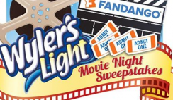 Wylers Light's Movie night Sweepstakes