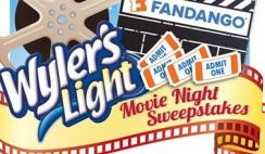 Wylers Light's Movie night Sweepstakes