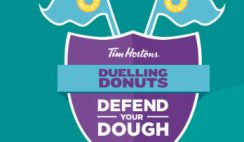 Tim Hortons' Duelling Donuts Contest 2014