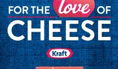 Kraft's For the Love of Cheese Sweepstakes