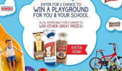 Bimbo Bakeries' Eat Well Play Happy Contest and Sweepstakes