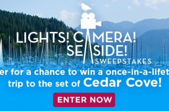 Hallmark Channel's Lights! Camera! Seaside! Sweepstakes