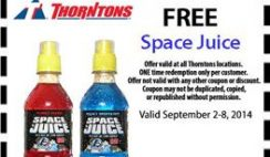 Free Space Juice Drink