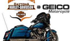 Bruce Rossmeyer's Daytona Harley-Davidson and Geico's Motorcycle Give-Away Sweepstakes