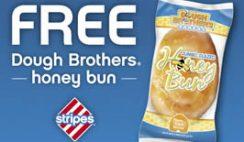 Free Honey Bun Coupon