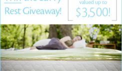 Mother Earth Living's Savvy Rest Mattress Giveaway