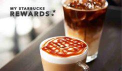Free Drink from My Starbucks Rewards