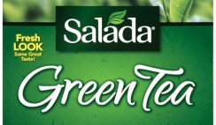 Free Salada Green Tea Sample