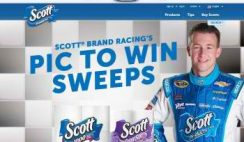 Scott's Pic to Win Sweepstakes