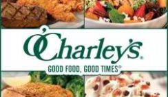Free Appetizer Coupon from O'Charley's Restaurant & Bar