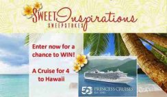 Dole's Sweet Inspiration Sweepstakes