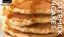 Free Buttermilk Pancakes from Corner Bakery Cafe