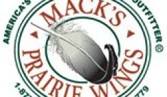 Mack's Prairie Wings Give-Away Sweepstakes