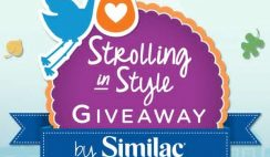 Similac's Strolling in Style Giveaway
