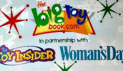 The Toy Insider and Woman's Day's 2014 Holiday Giveaway Sweepstakes
