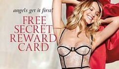 Victoria's Secret Rewards' Win Lingerie for Life Sweepstakes